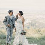 Hochzeit Hochzeitsfotografie Burg Forchtenstein Mattersburg Rosalia Paarfotos Brautpaar Vintage Boho