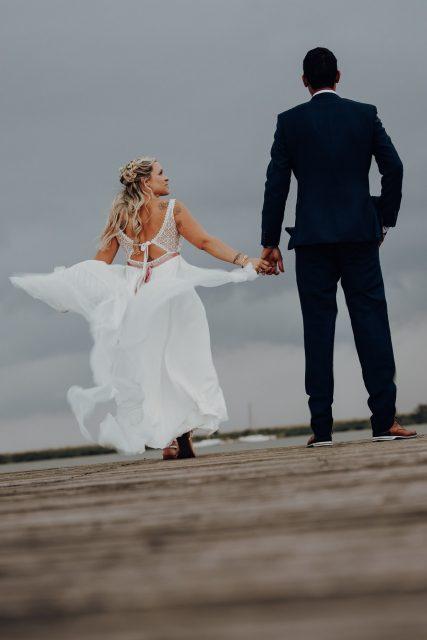 Hochzeitsfotograf, Burgenland, Neusiedl, Jois, Neusiedler See, Hochzeitsfeier, Fotograf, Vintage, Seejungfrau, Brautpaarfotos, Brautpaar, Hochzeitskleid, See