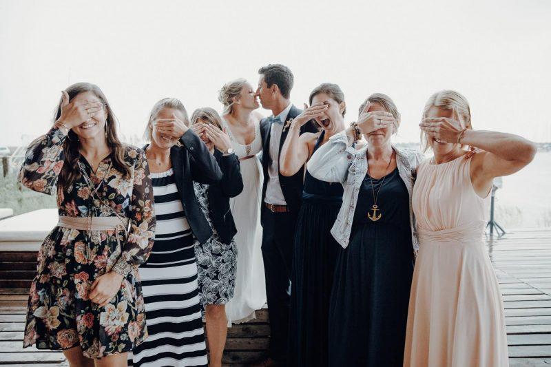 Hochzeitsfotograf, Burgenland, Neusiedl, Jois, Neusiedler See, Hochzeitsfeier, Fotograf, Vintage, Seejungfrau, Gruppenfoto, Girls