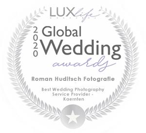 Hochzeitsfotograf, Klagenfurt, Kärnten, Award, Auszeichnung, Hochzeit, Fotograf, Roman Huditsch, Wörthersee